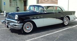 1956 Buick Century 322 V-8, local car, runs great, looks awesome