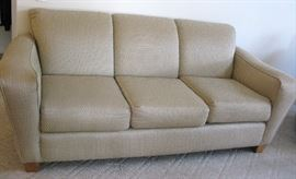 modern sofa and loveseat set