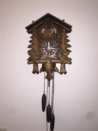 Blackforest cuckoo clock