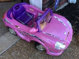Hello Barbie!  Needs new battery and shes ready to go