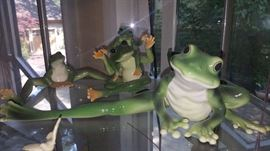 Froggies by Franz