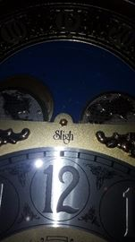 Sligh 7' Grandfather Clock