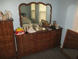 Dresser and household