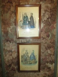 Wonderful wall prints