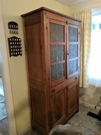Antique Pie Cabinet