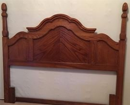Matching Headboard (this would also make an amazing bench!)