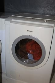 Bosch washer