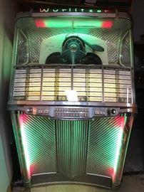 1956 Wurlitzer Juke Box ~ IT WORKS!!!