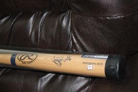 George Brett signed Bat