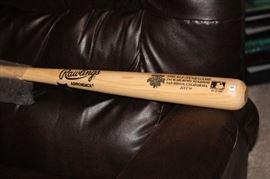 93 all star commerative bat