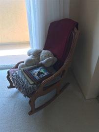 Antique Rocking chair $200