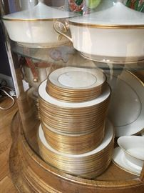 Lenox china set