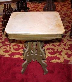 antique eastlake table