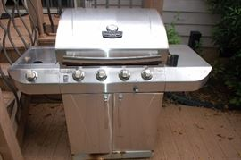 Commercial Series Charbroil Gas Grill