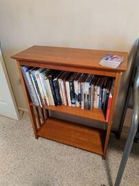 Mission style sturdy bookshelf