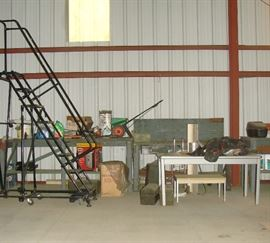 Lots of Industrial items for your loft. All at 1/2 price!