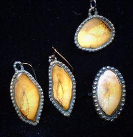 David Becker Jewelry Set