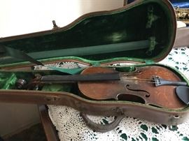 Stradivarius copy early 1900s