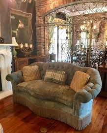 Formal sofa SOLD