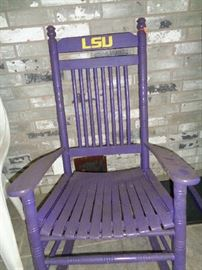 perfect for the LSU fans, we have lots of LSU items