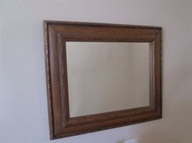 Loads of framed Mirrors