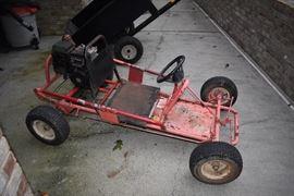 Streaker Fun Wheels Go Cart