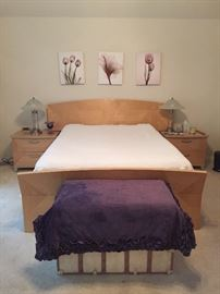 8 piece bedroom furniture made in Italy