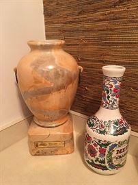 Ceramic Vases. Family Heritage Estate Sales, LLC. New Jersey Estate Sales/ Pennsylvania Estate Sales.