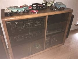 Model Cars. Radio/Music Systems and Record Player. Family Heritage Estate Sales, LLC. New Jersey Estate Sales/ Pennsylvania Estate Sales.