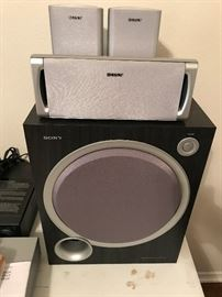 Sony Surround System