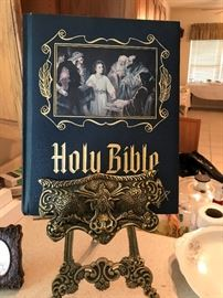 1 of 4 Old Bibles