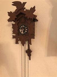 Cuckoo Clock- Working