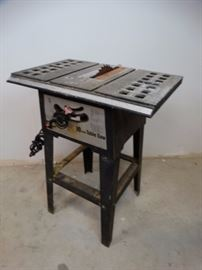 10'' Table Saw - Works