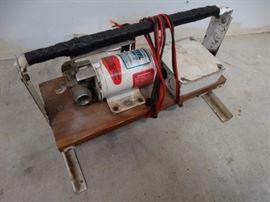 12V Transfer Pump