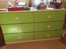 Vintage Children's chest of drawers