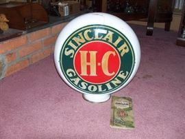 Sinclair Gas Globe
