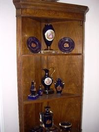 Corner Cabinet  (one of two)