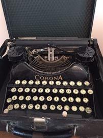 Vintage Typewriters.