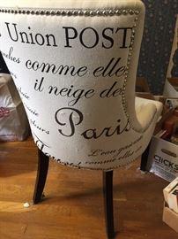 Paris Chair.