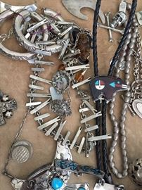 Native American Vintage Jewelry & More