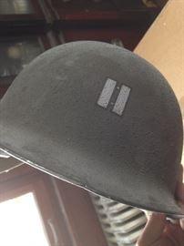 ww2 Captain's helmet