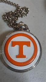 UT Enamel Pocket Watch