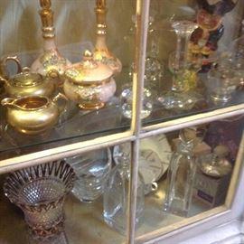 Porcelain, crystal