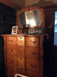 High end, beautiful  dresser in mint condition.