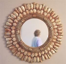 Larger wall mirror