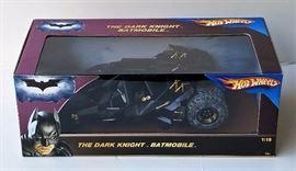 Hotwheels Dark Knight Batmobile