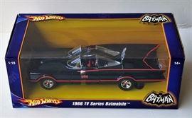 Hotwheels 1966 Batman Batmobile