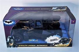Dark Knight Trilogy Batmobile