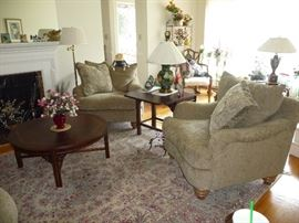 Bernhardt Chairs - all living room