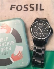 Fossil Watch CE-1011